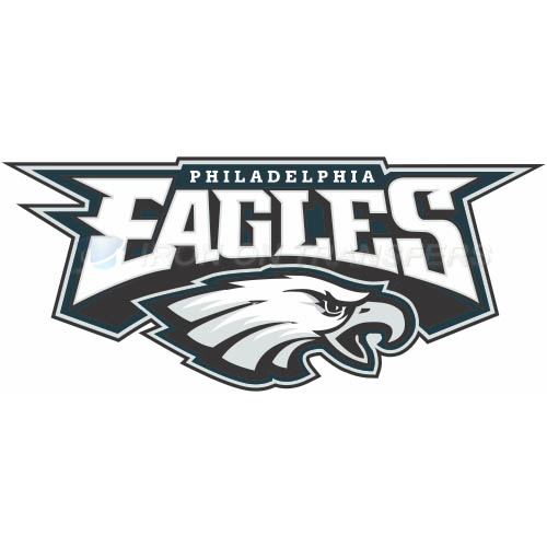 Philadelphia Eagles Iron-on Stickers (Heat Transfers)NO.673