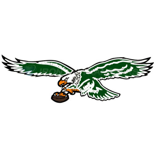Philadelphia Eagles Iron-on Stickers (Heat Transfers)NO.675