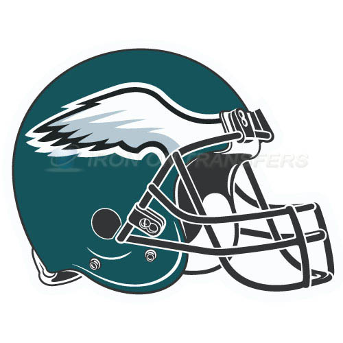 Philadelphia Eagles Iron-on Stickers (Heat Transfers)NO.677