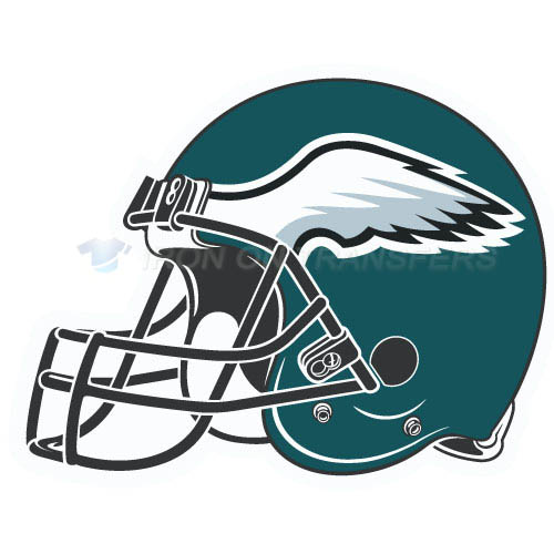 Philadelphia Eagles Iron-on Stickers (Heat Transfers)NO.678