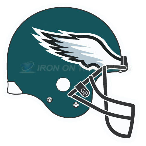 Philadelphia Eagles Iron-on Stickers (Heat Transfers)NO.679