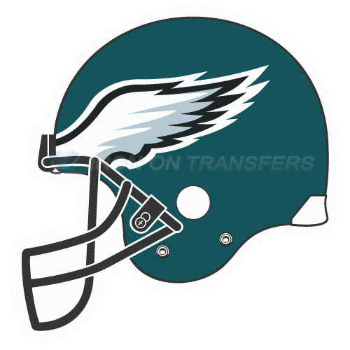 Philadelphia Eagles Iron-on Stickers (Heat Transfers)NO.680