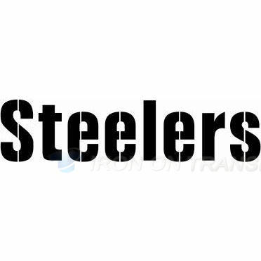 Pittsburgh Steelers Iron-on Stickers (Heat Transfers)NO.682