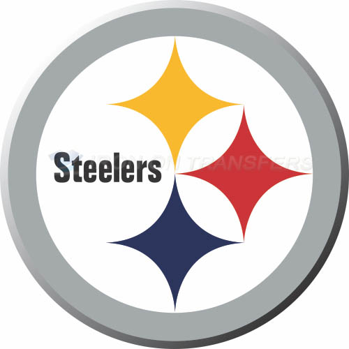Pittsburgh Steelers Iron-on Stickers (Heat Transfers)NO.683