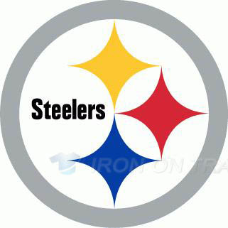Pittsburgh Steelers Iron-on Stickers (Heat Transfers)NO.684