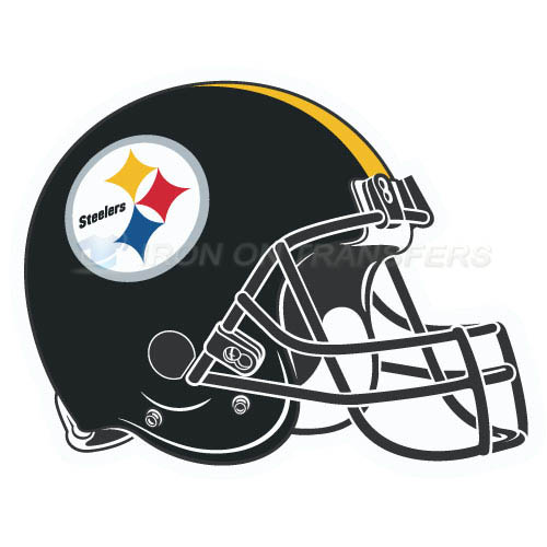 Pittsburgh Steelers Iron-on Stickers (Heat Transfers)NO.685