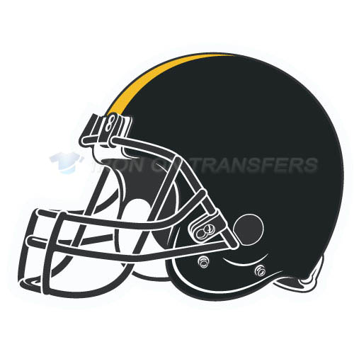 Pittsburgh Steelers Iron-on Stickers (Heat Transfers)NO.686