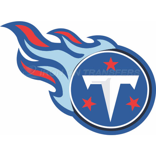 Tennessee Titans Iron-on Stickers (Heat Transfers)NO.834