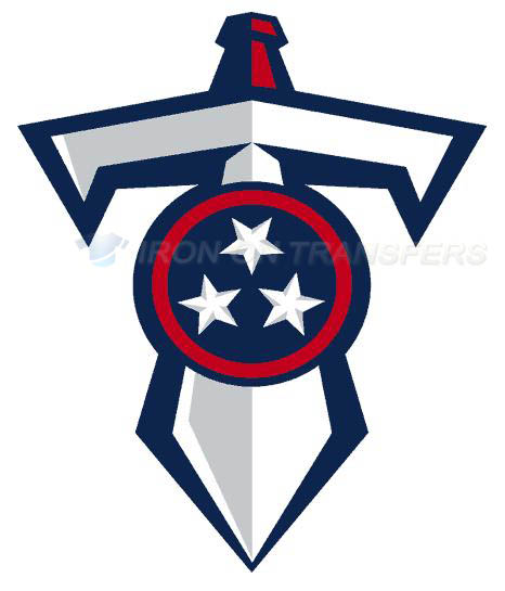 Tennessee Titans Iron-on Stickers (Heat Transfers)NO.836