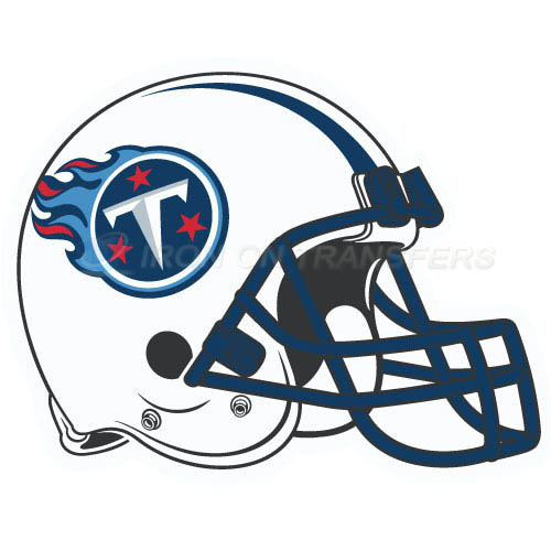 Tennessee Titans Iron-on Stickers (Heat Transfers)NO.838