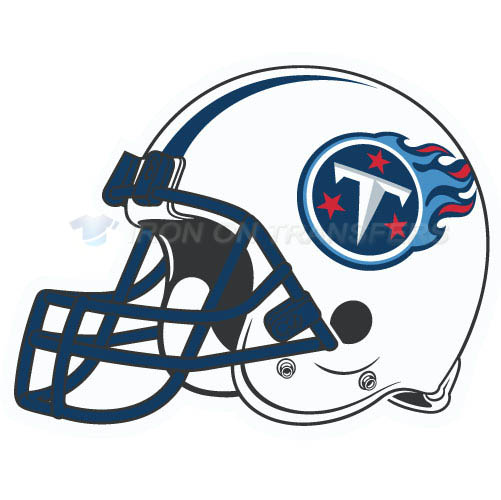 Tennessee Titans Iron-on Stickers (Heat Transfers)NO.839