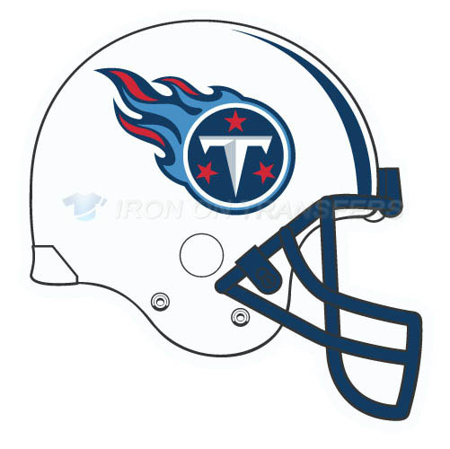 Tennessee Titans Iron-on Stickers (Heat Transfers)NO.840