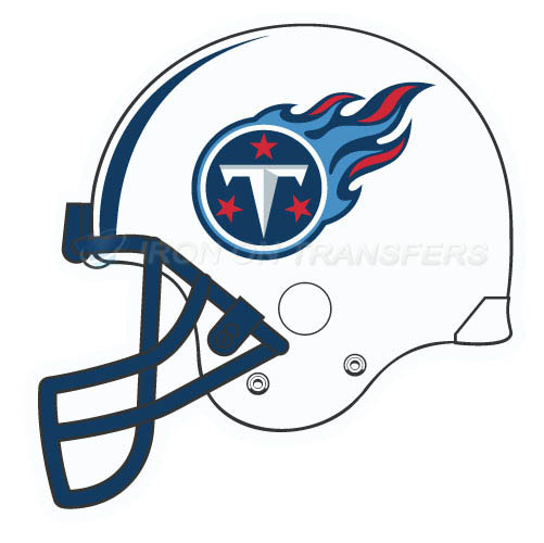 Tennessee Titans Iron-on Stickers (Heat Transfers)NO.841