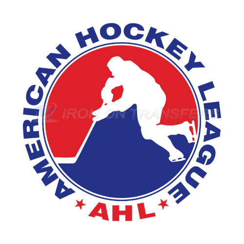 American Hockey League Iron-on Stickers (Heat Transfers)NO.8968