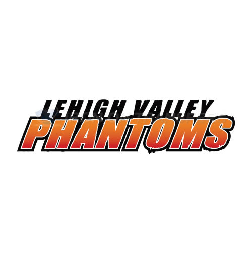 Lehigh Valley Phantoms Iron-on Stickers (Heat Transfers)NO.9066