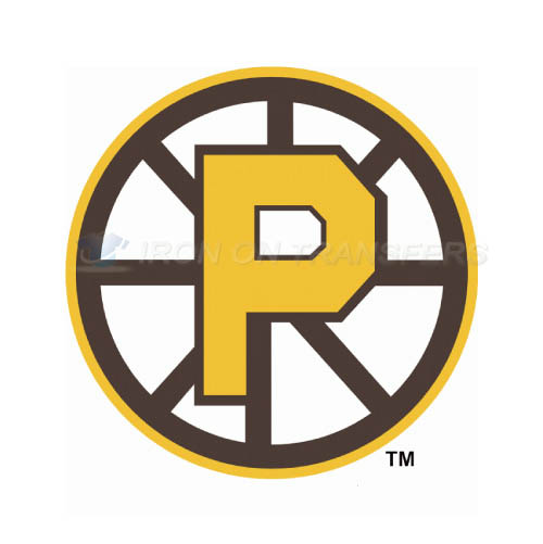 Providence Bruins Iron-on Stickers (Heat Transfers)NO.9113