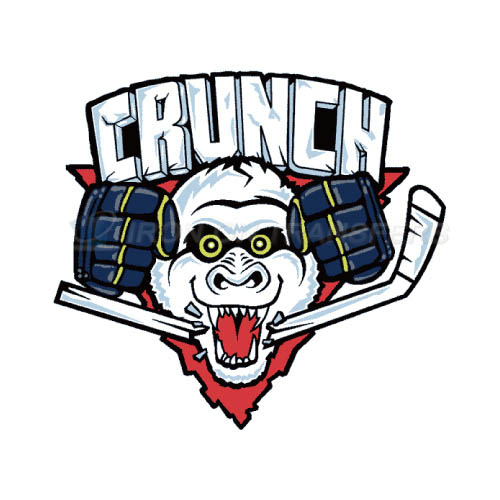 Syracuse Crunch Iron-on Stickers (Heat Transfers)NO.9158