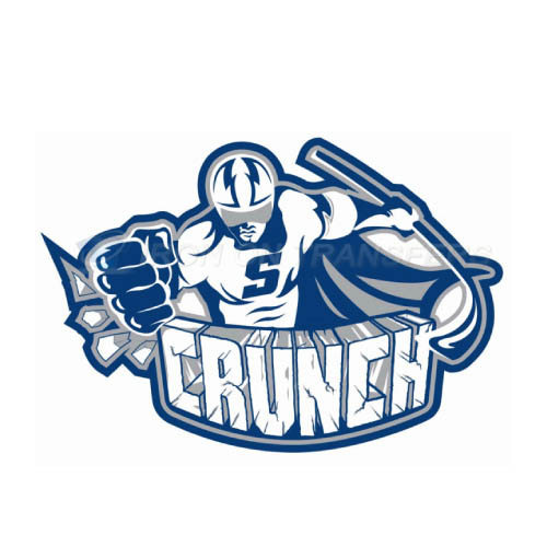 Syracuse Crunch Iron-on Stickers (Heat Transfers)NO.9162