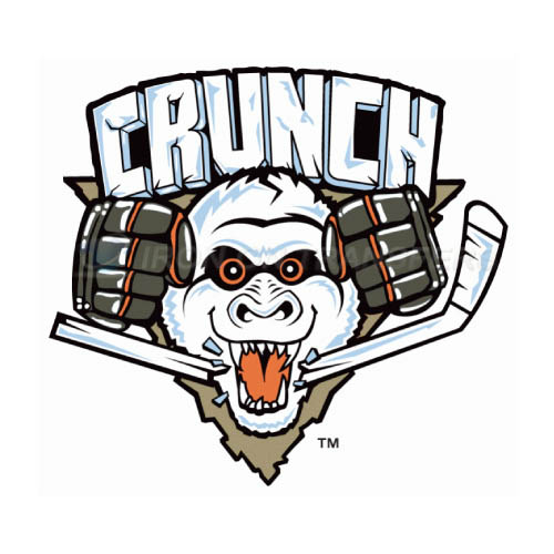 Syracuse Crunch Iron-on Stickers (Heat Transfers)NO.9164