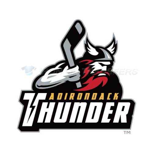 Adirondack Thunder Iron-on Stickers (Heat Transfers)NO.9209