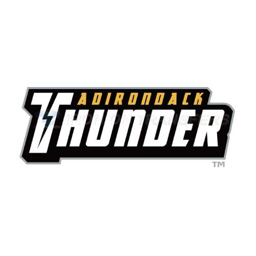 Adirondack Thunder Iron-on Stickers (Heat Transfers)NO.9211