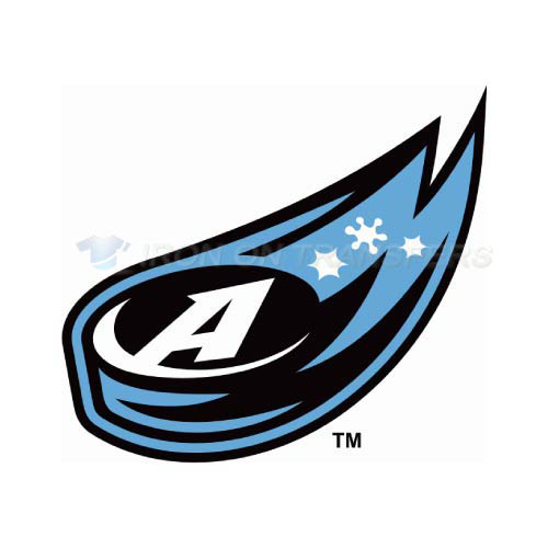 Alaska Aces Iron-on Stickers (Heat Transfers)NO.9213