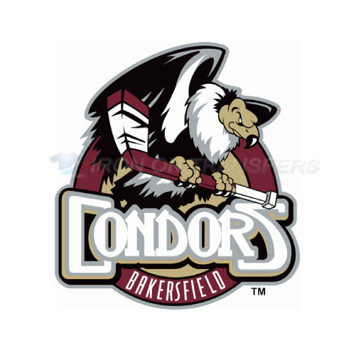Bakersfield Condors Iron-on Stickers (Heat Transfers)NO.9229