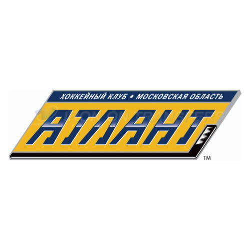 Atlant Moscow Oblast Iron-on Stickers (Heat Transfers)NO.7184