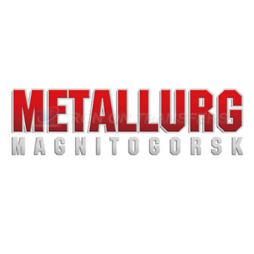 Metallurg Magnitogorsk Iron-on Stickers (Heat Transfers)NO.7282