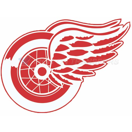 Detroit Red Wings Iron-on Stickers (Heat Transfers)NO.140