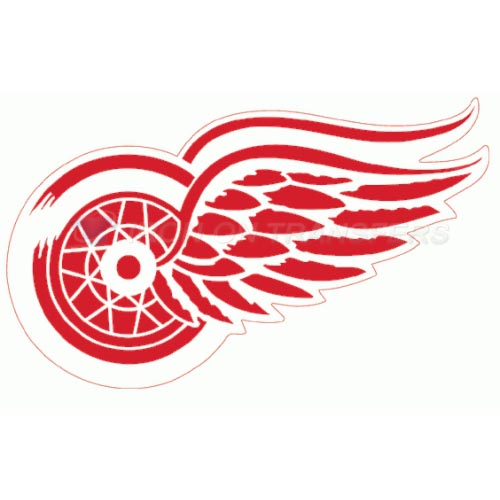 Detroit Red Wings Iron-on Stickers (Heat Transfers)NO.146