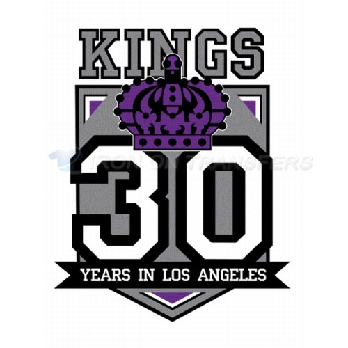 Los Angeles Kings Iron-on Stickers (Heat Transfers)NO.183
