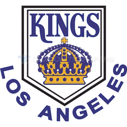 Los Angeles Kings Iron-on Stickers (Heat Transfers)NO.188