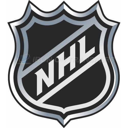 NHL Iron-on Stickers (Heat Transfers)NO.252