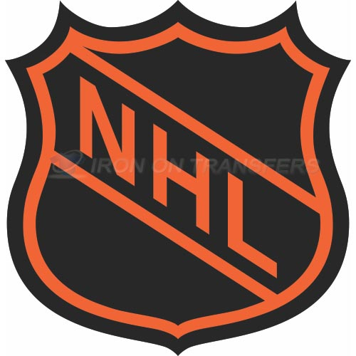 NHL Iron-on Stickers (Heat Transfers)NO.253