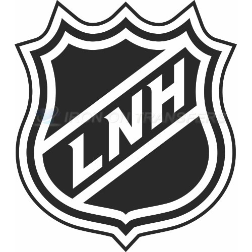 NHL Iron-on Stickers (Heat Transfers)NO.255