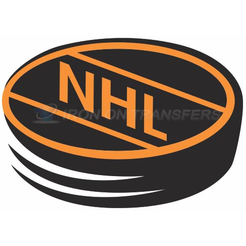 NHL Iron-on Stickers (Heat Transfers)NO.256