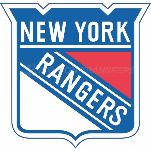 New York Rangers Iron-on Stickers (Heat Transfers)NO.241