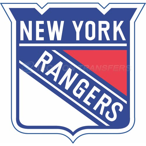 New York Rangers Iron-on Stickers (Heat Transfers)NO.242