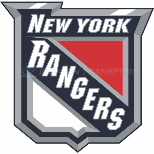 New York Rangers Iron-on Stickers (Heat Transfers)NO.246