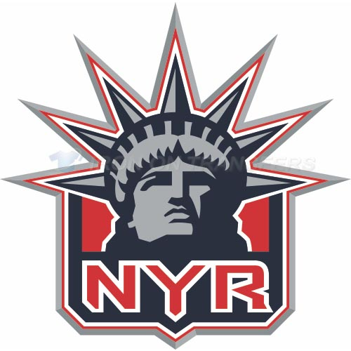 New York Rangers Iron-on Stickers (Heat Transfers)NO.247