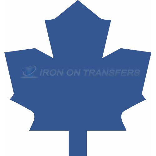 Toronto Maple Leafs Iron-on Stickers (Heat Transfers)NO.353