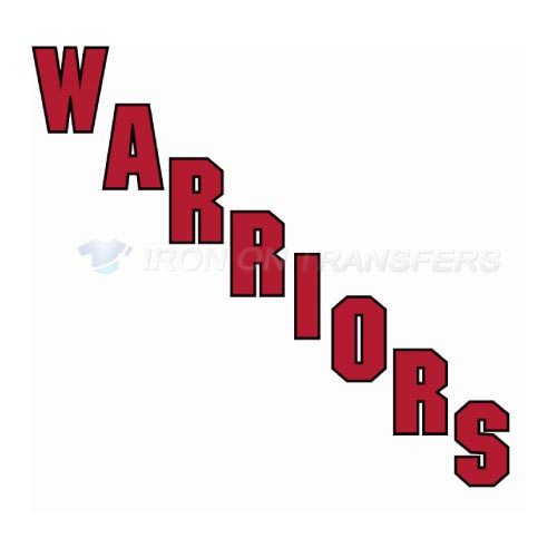 Moose Jaw Warriors Iron-on Stickers (Heat Transfers)NO.7525