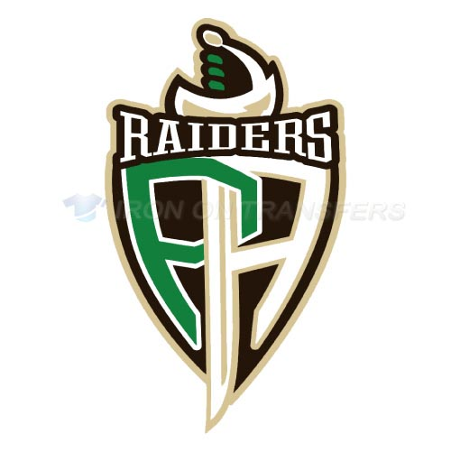 Prince Albert Raiders Iron-on Stickers (Heat Transfers)NO.7531