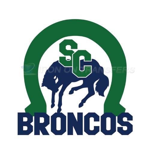 Swift Current Broncos Iron-on Stickers (Heat Transfers)NO.7556