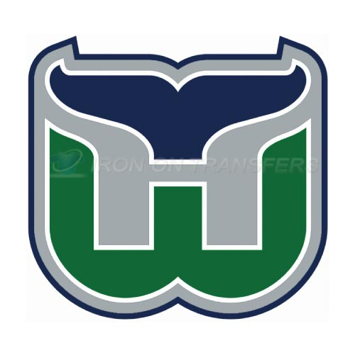 New England Whalers Iron-on Stickers (Heat Transfers)NO.7125