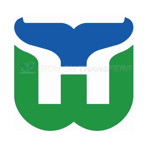 New England Whalers Iron-on Stickers (Heat Transfers)NO.7134
