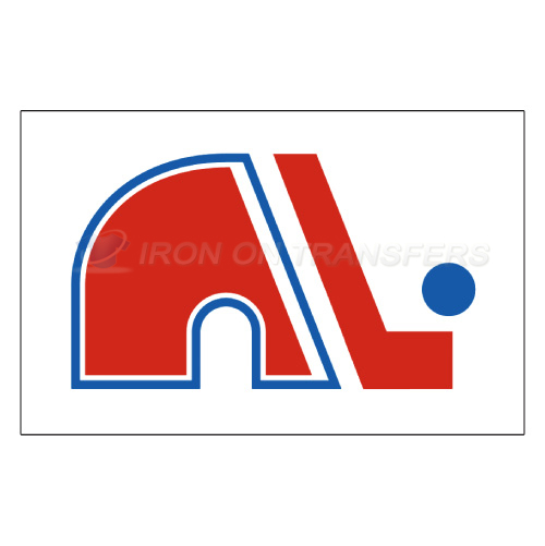 Quebec Nordiques Iron-on Stickers (Heat Transfers)NO.7146