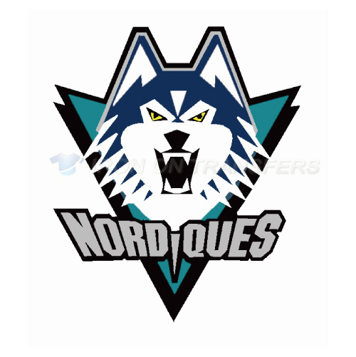 Quebec Nordiques Iron-on Stickers (Heat Transfers)NO.7151