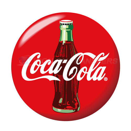 Coca Cola Iron-on Stickers (Heat Transfers)NO.5541